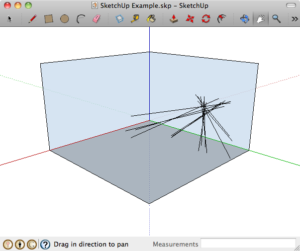COLLADA Files and SketchUp Component Hierarchies – asmaloney com