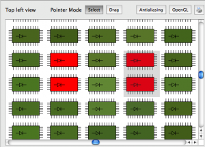 QGraphicsView Extending Selection Using Rubber Band