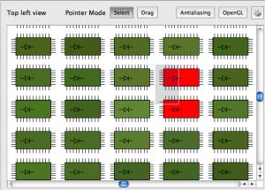 QGraphicsView Selection Method