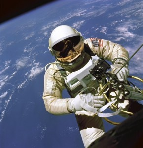 Ed White - First American Spacewalker