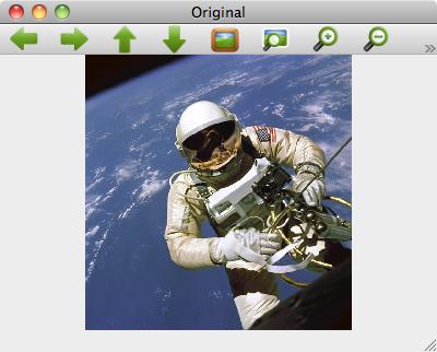 OpenCV Example - Original Image