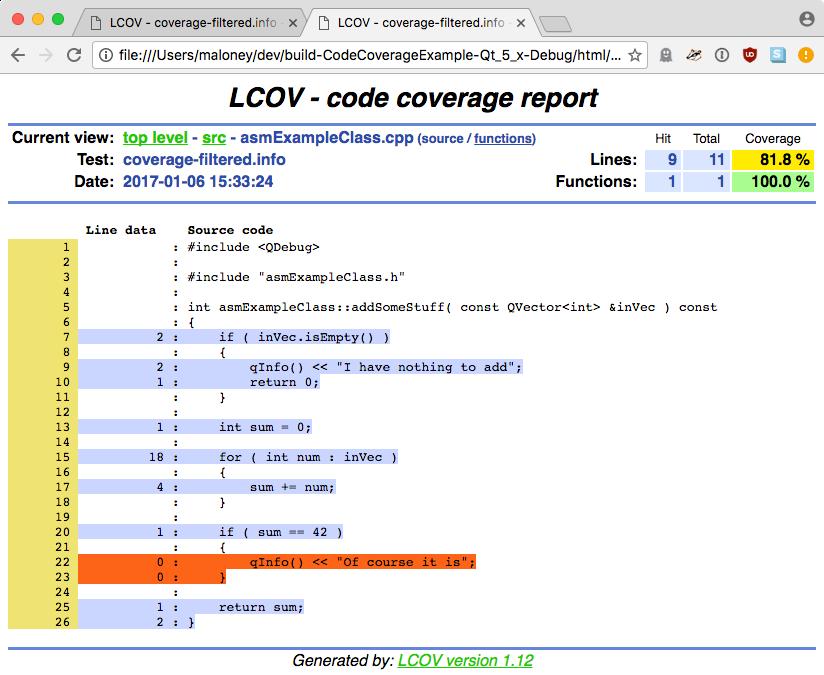 lcov Code Coverage - File #2