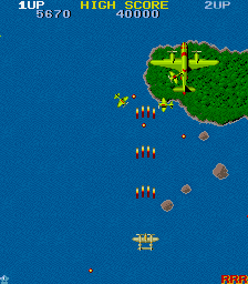 1942 (Arcade Game, 1984)