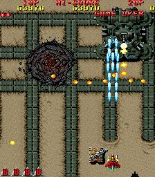 Raiden (Arcade Game, 1990)